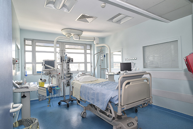Hospitalisation et parcours de soins cardiaque lyon dans for Chambre de soins intensifs en psychiatrie